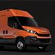 Iveco Daily Van 2014-2016 L5H2