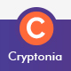 Cryptonia - Cryptocurrency PSD Template