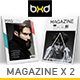 Magazine Template Bundle - InDesign Layout V5 - GraphicRiver Item for Sale