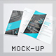 Tri-fold Brochure Mock-Up - GraphicRiver Item for Sale
