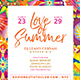Summer Club Flyer - GraphicRiver Item for Sale