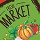 Fresh Market Flyer - GraphicRiver Item for Sale