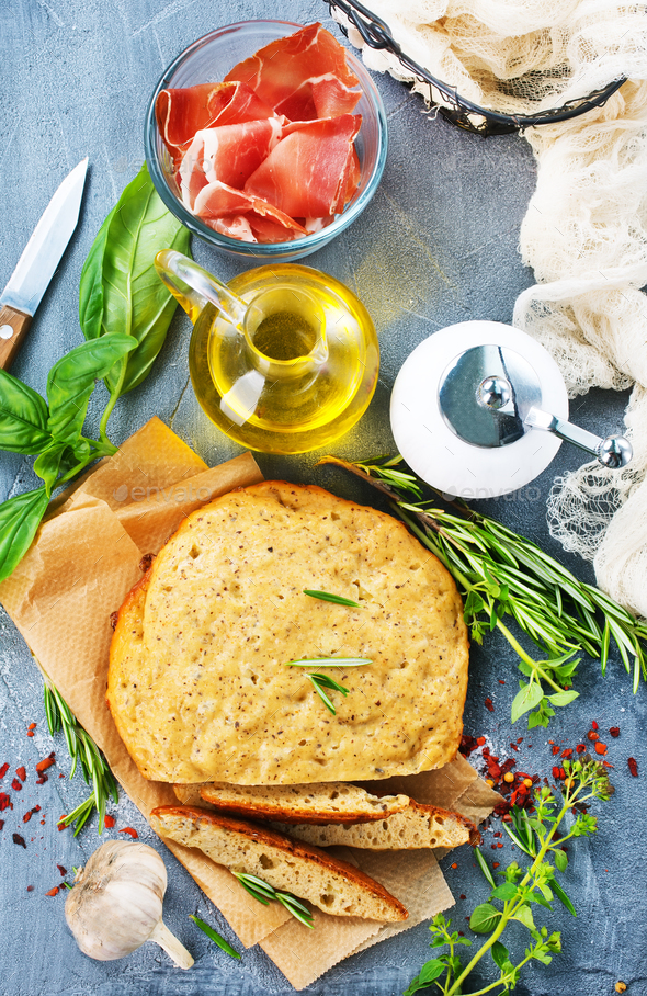 corn bread - Stock Photo - Images