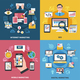 Internet Marketing Design Concept