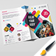 Fitness Gym  Bi-fold brochure.