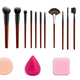 Cosmetic Makeup Tools Set