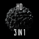 Black Deformed Sphere - VideoHive Item for Sale