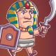 Egyptian Game Sprite