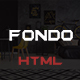 Fondo - Multipurpose One Page Parallax - ThemeForest Item for Sale