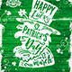 St. Patrick's Day Poster vol.7 - GraphicRiver Item for Sale