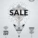 Modern Sale Poster - GraphicRiver Item for Sale