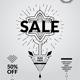 Modern Sale Poster