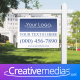 Real Estate Sign Logo – Apple Motion and Final Cut Pro X - VideoHive Item for Sale