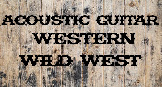 Acoustic Western Music