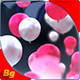 Glossy Pink Party Balloons Transition - VideoHive Item for Sale