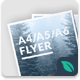 A4/A5/A6 Flyer Mockups Bundle - GraphicRiver Item for Sale