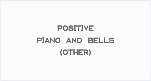 Positive Piano and Bells (Other)