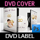 Wedding DVD Cover and Label Template Vol.10 - GraphicRiver Item for Sale