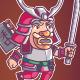 Samurai Game Sprite