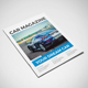 Car Magazine - GraphicRiver Item for Sale