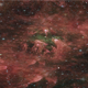Red Cosmic Nebula - VideoHive Item for Sale