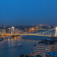 Budapest Skyline Day to Night - VideoHive Item for Sale