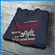 Vintage T-Shirt Mockup - GraphicRiver Item for Sale