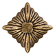 Filigree in the form of a rhombus, decorative element for manual - PhotoDune Item for Sale