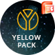 Yellow Pack Powerpoint Presentation Template - GraphicRiver Item for Sale