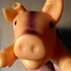 Squeaky Toy Pig