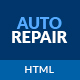 AutoRepair – Car Mechanic – HTML5 Template