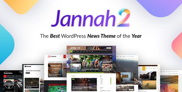 Jannah News - Newspaper Magazine News AMP BuddyPress - News / Editorial Blog / Magazine