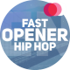 Hip Hop Opener - VideoHive Item for Sale