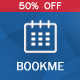 WordPress Appointment Booking and Scheduling Plugin - Bookme
