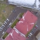 Aerial View over the Roof - VideoHive Item for Sale