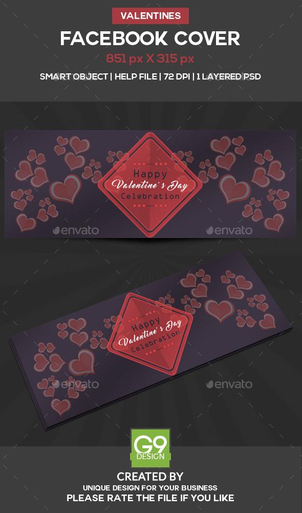 Valentine's Day Facebook Cover - Facebook Timeline Covers Social Media