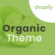 ORGANIC | Organic Farm & Food Business Shopify Theme - ThemeForest Item for Sale