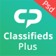 Classified Plus - Classifieds Websites PSD Templates - ThemeForest Item for Sale