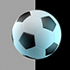 3D Soccer Ball - VideoHive Item for Sale