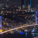 Timelapse Bosphorus at night - VideoHive Item for Sale