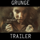 Grunge Slides - Cinematic Trailer - VideoHive Item for Sale