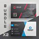Business Card Bundle 50 - GraphicRiver Item for Sale
