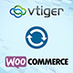 Woo-Vtiger Same Server Integration