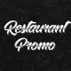 Restaurant Promo - VideoHive Item for Sale