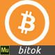 Bitok - Cryptocurrency Muse Template - ThemeForest Item for Sale
