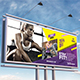 Sports | Fitness | Gym Billboard Template - GraphicRiver Item for Sale