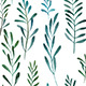 Seamless Watercolor Patterns - GraphicRiver Item for Sale