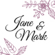 Jane & Mark - Stylish Theme for Weddings and Celebrations
