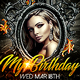 Birthday Party | Invitation Flyer Template - GraphicRiver Item for Sale