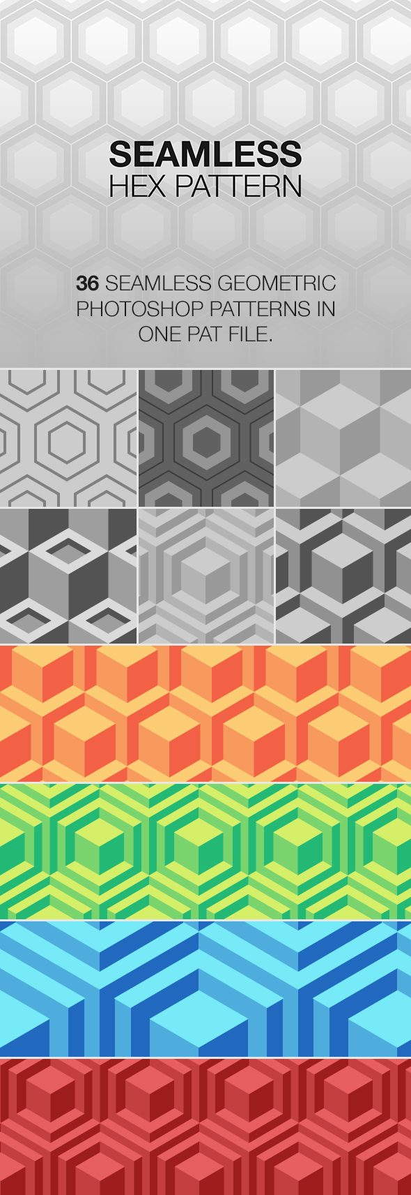 36 Photoshop Patterns - Textures / Fills / Patterns Photoshop